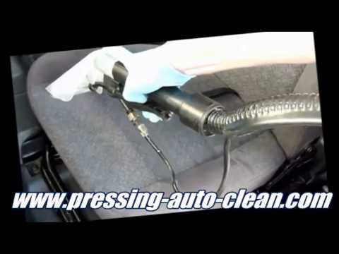 comment nettoyer aureole sur siege voiture