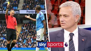 Jose Mourinho's honest opinion on whether Manchester City do 'tactical fouling' | Super Sunday