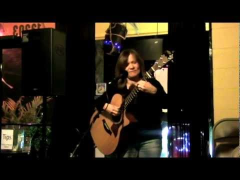 """Jeannie Willets performing live """"OLD WHISTLING MOON"""""""