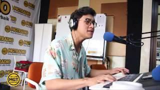 Ardhito Pramono   Superstar Live @ MGT Radio Bandung