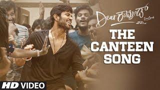 gratis download video - Canteen Video Song - Dear Comrade | Kannada | Vijay Deverakonda | Rashmika | Bharat Kamma