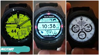 100 BEST OF THE BEST FREE WATCH FACES FOR GEAR S3 | FACER | EDITION |