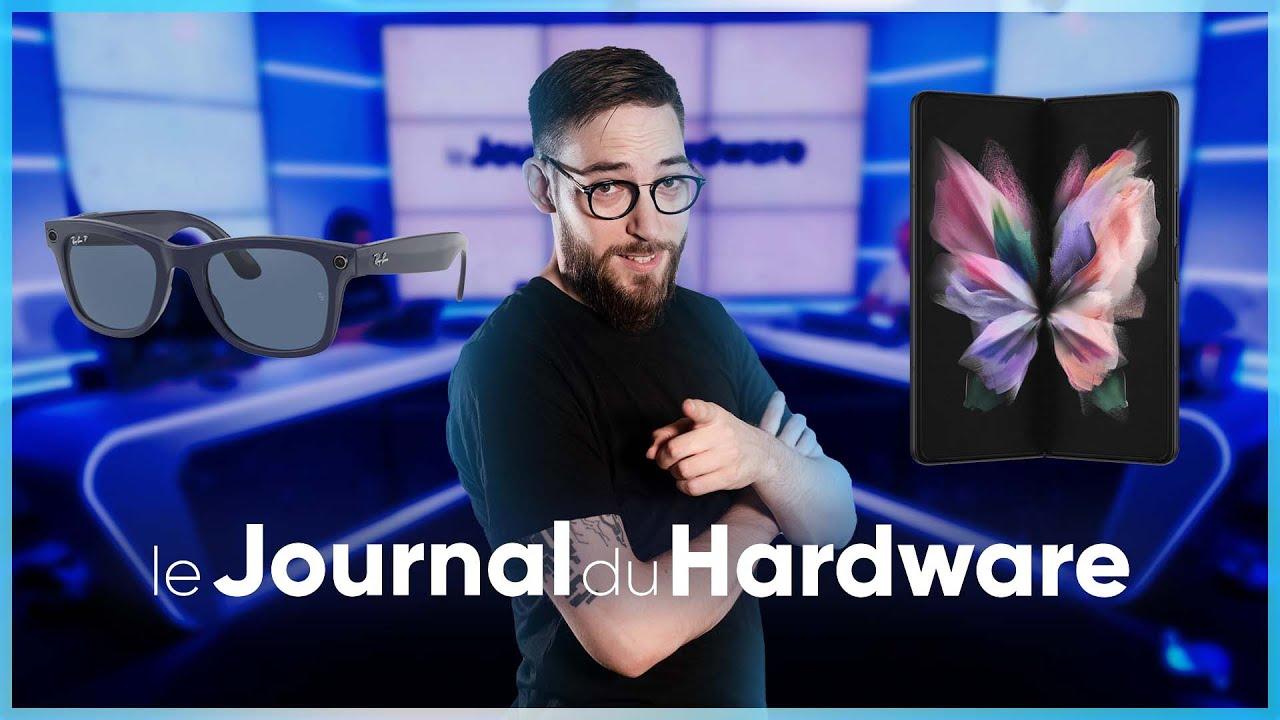 Test du Galaxy Z Flip 3 et Z Fold 3   LE JOURNAL DU HARDWARE #79