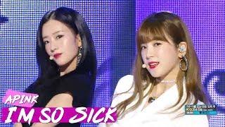 [HOT] Apink -  I'm so sick  , 에이핑크 - 1도 없어 Show Music core 20180714