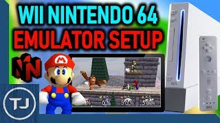 Wii Softmod and Emulators for NES, SNES, N64, PSX, GameCube