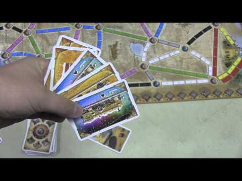 Dice Tower Reviews: Ticket to Ride: Heart of Africa