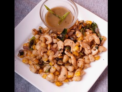 CRISPY CORN PEPPER CASHEW