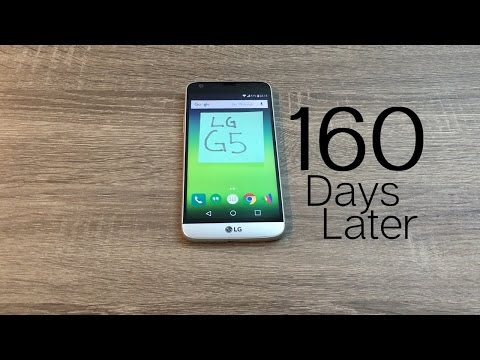 lg g5. lg g5 - 160 days later and about $200 cheaper lg