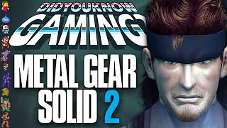 Metal Gear Solid 2 - Did You Know Gaming? Feat. Super Bunnyhop