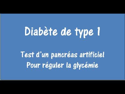 Injections à des doses de diabète