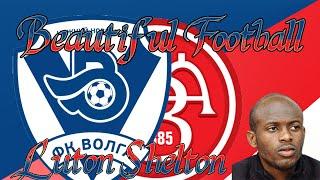 Beautiful Football : Luton Shelton