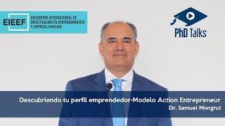 Descubriendo tu perfil emprendedor - Modelo Action Entrepreneur