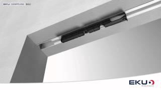 Einzugsdämpfung für EKU-PORTA 60/100 Holz / DIVIDO 100, 65.053.91-93
