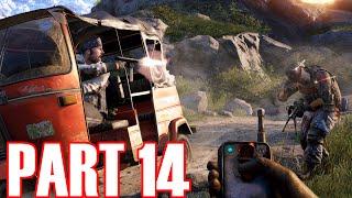 Far Cry 4 Gameplay Walkthrough Part 14 - 3RD TIMES THE CHARM!    Walkthrough From Part 1 - Ending