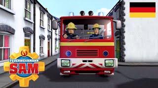 Feuerwehrmann Sam Deutsch Neue Folgen - Beste Rettungsaktionen - Staffel 6