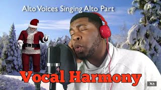 LISTEN AND LEARN Vocal harmony Song 3 | JOY TO THE WORLD- CHRISTMAS SPECIAL