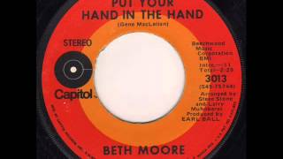 "Beth Moore ""Put Your Hand In The Hand"""