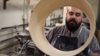 A Visit To Drum Workshop: How To Build A Drum Factory