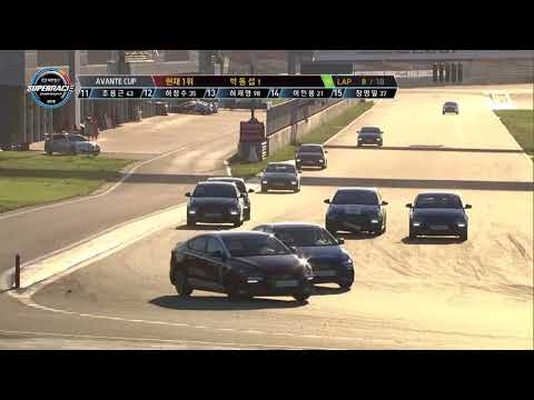[SUPERRACE ROUND. 6 REPLAY]Hyundai Avante Cup Masters