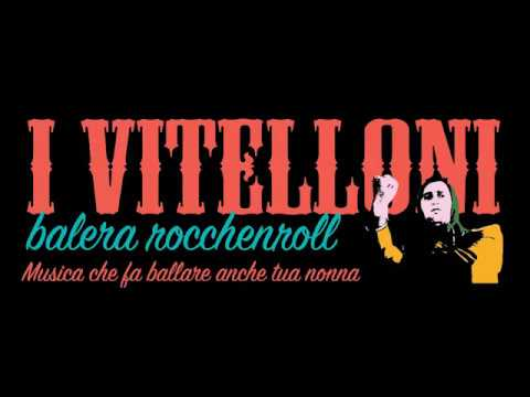 I Vitelloni Orchestra swing rock'n'roll e balera  Torino musiqua.it