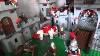 LEGOKINGDOMBATTLESCENE