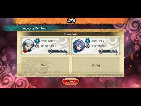 Tobirama Jutsu vs Sam 9 Boss