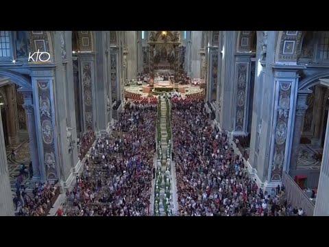 Messe d'ouverture du Synode sur la famille