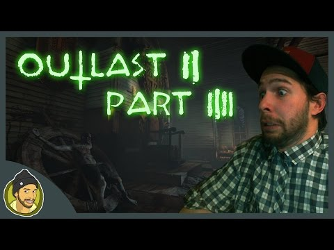 OUTLAST 2 | Part 4 | SK&CZ