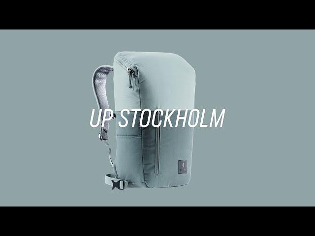 Видео Рюкзак Deuter UP Stockholm (teal-sage)