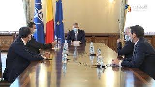 Preşedintele Iohannis are o nouă şedinţă cu premierul, guvernatorul BNR şi ministrul Finanţelor
