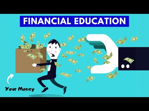 Financial Education   The 4 Rules Of Being Financially Literate