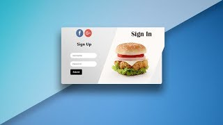 Asp net Login Page Using CSS Design - Part 1