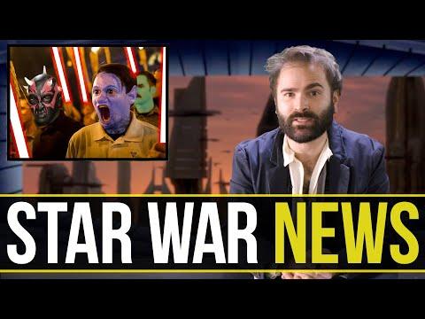 Star War News - SOME MORE NEWS
