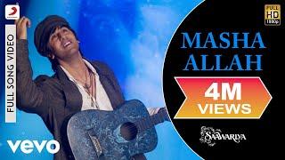 Masha-Allah Full Video - Saawariya Ranbir,Sonam   - YouTube