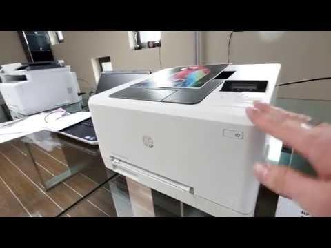 HP Color LaserJet Pro M252 im Hands On [4K Deutsch]