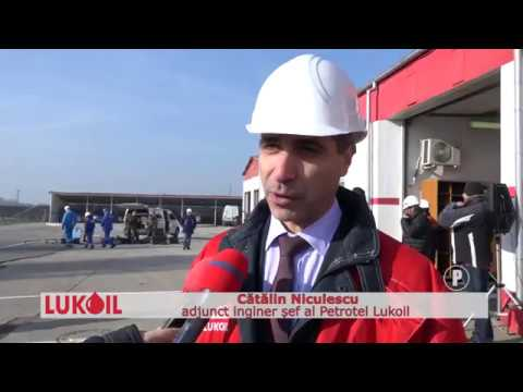Exercițiu antiterorist la Petrotel Lukoil