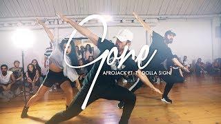 Afrojack - Gone - Choreography by Filipe Rico - #JazzyDanceStudios