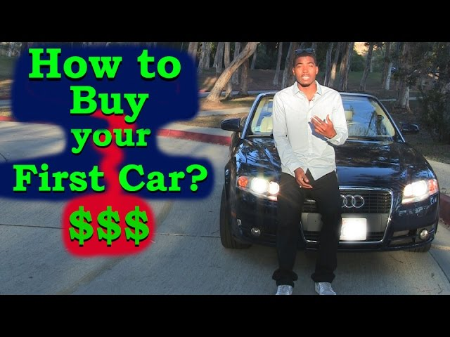how to buy your first car from a dealer finance method. Black Bedroom Furniture Sets. Home Design Ideas