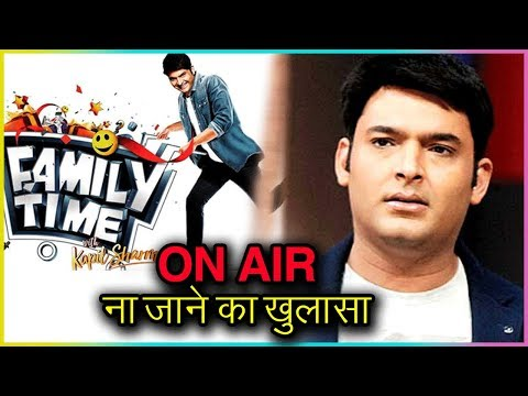 Kapil Sharma's Family Time NOT AIRED On SUNDAY | R