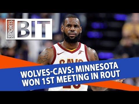 Minnesota Timberwolves at Cleveland Cavaliers | Sports BIT | NBA Picks