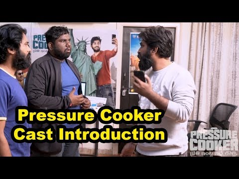 Pressure Cooker Team Introduction By Harsha