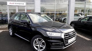 181D23192 - 2018 Audi Q5 2.0TDI 190 Q S-T SE - SAVE 15189, FROM ONLY 417 PE...