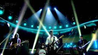 Arctic Monkeys - Black Treacle (The Jonathan Ross Show)