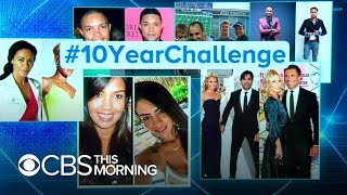 """""""10 Year Challenge"""" on social media raises privacy concerns"""