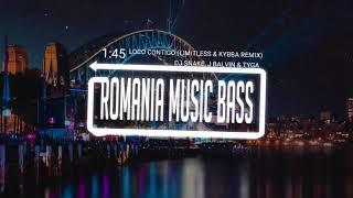 DJ Snake, J Balvin & Tyga   Loco Contigo (Limitless & Kybba Remix) (Bass Boosted)