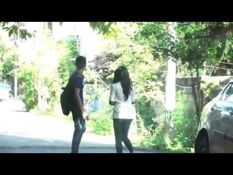 kannada prank videos with college boys and girls ( comedy video) by Prakash Chiru