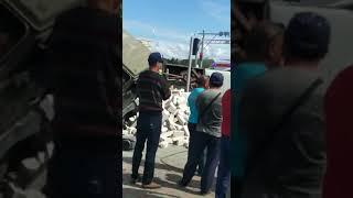 Страшное ДТП город Актобе