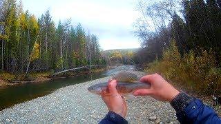 Рыбалка на урале в октябре