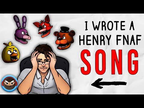 """My FNAF Henry Song called """"Disconnected"""""""