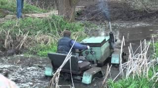 Traktoriáda Boudy 2014 - groteska